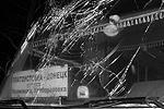 Произошедшее осудили в ОБСЕ, а МИД России потребовал провести объективное расследование трагедии (фото: Валентин Спринчак/ТАСС)