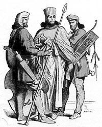 Народы просто назначены индоевропейцами