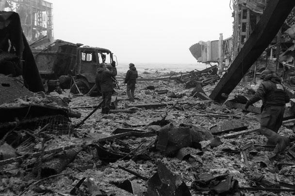 Территория разрушенного аэропорта может стать демилитаризованной зоной – такое предложение 21 января озвучил спикер парламента ДНР Андрей Пургин