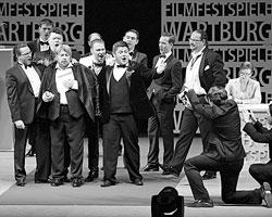 «Натянутый и ходульный сюжет, исполненный ненависти» (Фото: Александр Кряжев/РИА Новости)