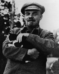 Ленин тогда многим казался бешеным (Фото: РИА