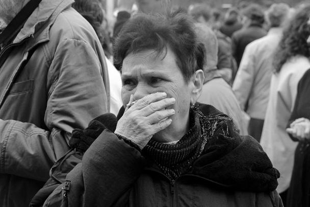 Акции в память о жертвах Одесской трагедии прошли не только на Украине, но и в Москве и еще десятках городов мира