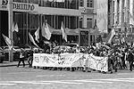 Акция памяти по погибшим год назад в Одессе прошла в Киеве (фото: кадр из видео)
