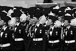 Впервые в параде Победы участвовали воспитанницы кадетской школы-интерната «Московский пансион государственных воспитанниц» (фото: Reuters)