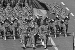 На площади можно было увидеть парадные расчеты вооруженных сил Армении (фото: Владимир Песня/РИА «Новости»)