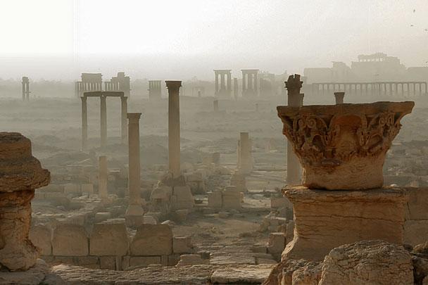 Политика: Пальмира: переломная битва