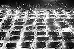 В Москве в честь Дня России выстроили триколор из 500 автомобилей (фото: Антон Тушин/Ridus.ru)