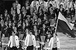 В Баку прилетели команды из 50 стран мира. Российская делегация стала самой большой – страну представляют 367 человек (фото: Алексей Филиппов/РИА «Новости»)