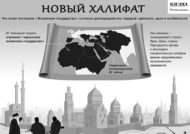 К чему стремятся создатели «Исламского государства»