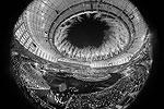 Церемония закрытия завершилась грандиозным фейерверком (фото: Михаил Джапаридзе/ТАСС)