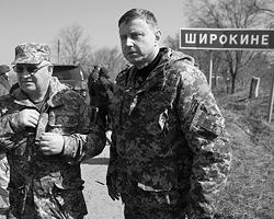 Акция по демилитаризации Широкино действительно стала чуть ли первым практическим шагом, на которое с готовностью откликнулась миссия ОБСЕ (фото: Михаил Соколов/ТАСС)