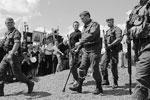 В траурных мероприятиях принял участие глава ДНР Александр Захарченко (фото: Михаил Соколов/ТАСС )