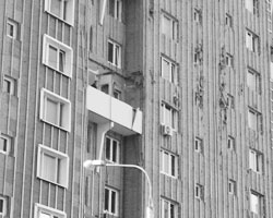Наши построенные в 50-х годах дома стоят до сих пор без капремонта (Фото: Анастасия Ситникова/РИА