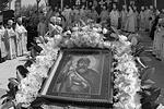 Торжественное богослужение в честь празднования Дня крещения Руси в Севастополе (фото: Василий Батанов/РИА «Новости»)