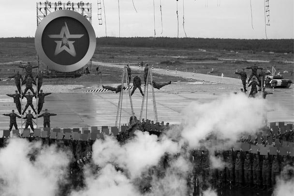 Торжественная церемония открытия понравилась и российским военным, и иностранным гостям