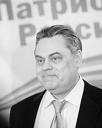 Геннадий Семигин, лидер партии