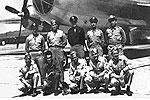 На этом фото – экипаж бомбардировщика The Bockscar, который пролетел над Нагасаки и спустя три дня после трагедии в Хиросиме сбросил на город атомную бомбу «Толстяк» (фото: US Air Force)