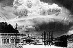 Ядерный гриб над Нагасаки после применения атомной бомбы США навсегда запомнился тем, кому повезло выжить (фото: Hiromichi Matsuda/wikipedia.org)