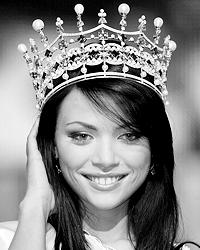 Леся Матвеева, Мисс Украина 2004 (фото: Str  GG/CRB/Reuters)