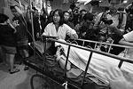 В результате теракта пострадали 123 человека (фото: Li Mangmang/Xinhua via ZUMA Wire/ТАСС)