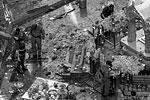 По мнению следователей, исполнители атаки использовали мощную самодельную бомбу (фото: Athit Perawongmetha/Reuters)