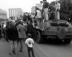 ГКЧП спас хотя бы нынешнюю Россию (фото: Игорь Михалев/РИА