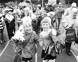 Российская система образования пока претерпела минимальные, скорее, количественные, а не качественные изменения в связи с украинскими событиями (Фото: Александр Кондратюк/РИА Новости)