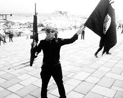 ИГ и другие террористы хоть и были созданы западными спецслужбами, но потом вышли из-под их контроля (фото: Stringer/Reuters)