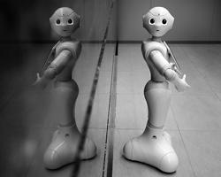 Уже и сексом с эмоциональным роботом не заняться, доколе? (фото: Yuya Shino/Reuters)