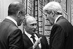 После встречи глава МИД России Сергей Лавров отозвался о ней так: «Думаю, президент США услышал российского лидера» (фото: kremlin.ru)