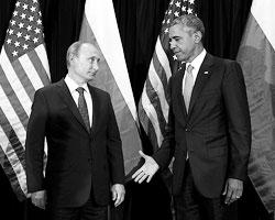 Когда Запад ищет причины эффективности российской пропаганды в загадочном «Сталинском диплоязе», он ищет там где надо. Но не то (фото: Kevin Lamarque/Reuters)