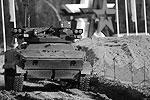 Роботизированный комплекс «Удар», представленный в Кубинке (фото: Евгений Биятов/РИА «Новости»)