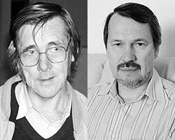 Станислав Михеев и Алексей Смирнов (фото: inr.ac.ru, inr.ru)