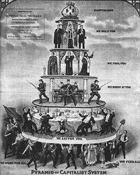 Существуют ли способы восстановить равновесную модель, далекую от крайностей неравенства? (фото: International Pub. Co., Cleveland, Ohio.)