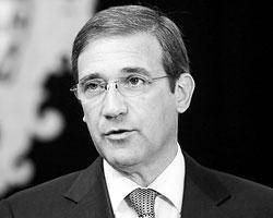 Премьер-министр Португалии Педру Пасуш Коэлью (Фото: Hugo Correia/Reuters)