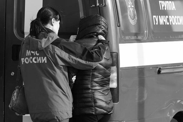 Родственники жертв крушения Airbus-321 собрались в Пулково