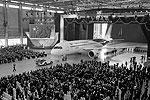 Руководитель управления гражданской авиации КНР Ли Цзясян назвал выпуск собственного самолета огромным шагом в развитии гражданского авиастроения в Китае, напомнив, что гигантский рынок авиаперевозок страны до сих пор зависел от импорта (фото: Reuters)