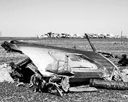 Нам нужен единый государственный авиаперевозчик, его основная задача – безопасность пассажиров (фото: Mohamed Abd El Ghany/Reuters)