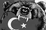 Некоторые коллажи обращены в сторону России - они призывают дать ответ на поведение Турции (фото: соцсети)