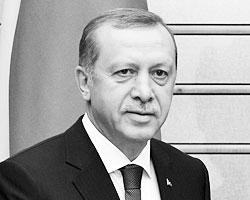 Разве может «великий Эрдоган» отступить? (фото: Franck Robichon/Reuters)