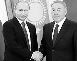Эксперты опасаются попыток вовлечения Казахстана в сирийский конфликт (фото: Михаил Метцель/POOL/РИА Новости)