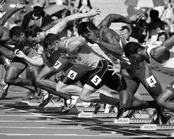 Пока что наши легкоатлеты отлучены от Олимпиады в Рио-де-Жанейро(Фото: Phil Noble/Reuters)