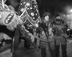 Киев по-прежнему надеется решить проблему непризнанных республик силовыми методами (фото: Михаил Соколов/ТАСС)