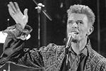 Боуи представляет песню Little Wonder на фестивале Сан-Ремо (фото: STR New/Reuters)