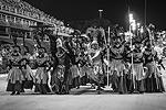 Карнавал, как обычно, начался с церемонии передачи мэром символических ключей от города «королю Момо» – хозяину праздника (фото: imago stock&people/Global Look Press)
