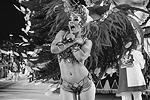 Центральное событие бразильского фестиваля – смотр-парад школ самбы (фото: imago stock&people/Global Look Press)