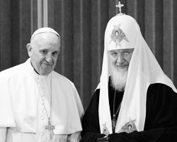 Текущие разборки между державами за зоны влияния – это не война церкви (фото:Сергей Пятаков/РИА Новости)