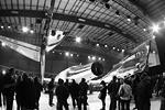 Название новому SpaceShipTwo поручили придумать известному астрофизику Стивену Хокингу. С его подачи корабль будет называться «Единство» (Unity) (фото: Gene Blevins/ZUMA/ТАСС)