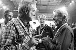 На церемонии был замечен известный актер и любитель авиации Харрисон Форд (фото: Gene Blevins/ZUMA/ТАСС)