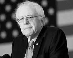 за Берни, вопреки его желаниям, не голосует белый рабочий класс (фото: David Calvert/ZUMA/Global Look Press)